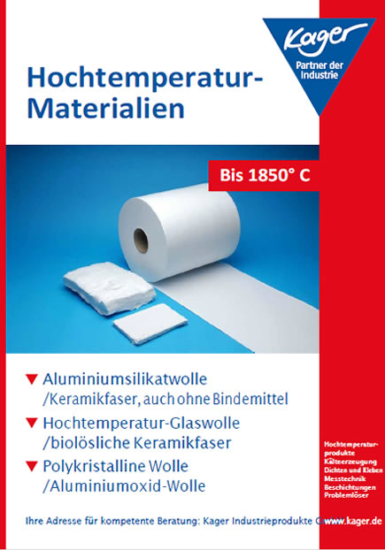 Hochtemperatur Materialien